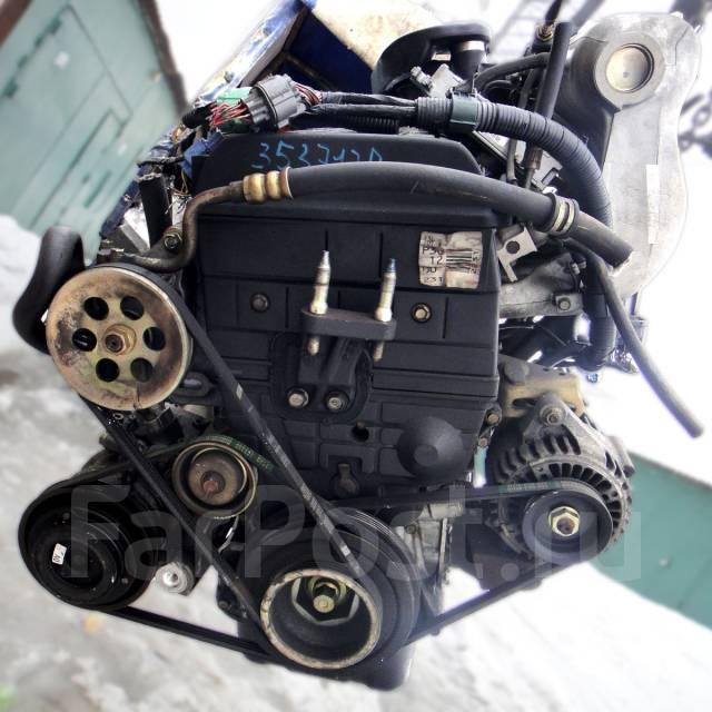 Контрактный б/у двигатель Honda B20B