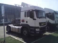 MAN 19. Тягач MAN TGS 19.440 4X2 BLS-WW кабина LX (евро 5), 10 518 куб. см., 12 000 кг.