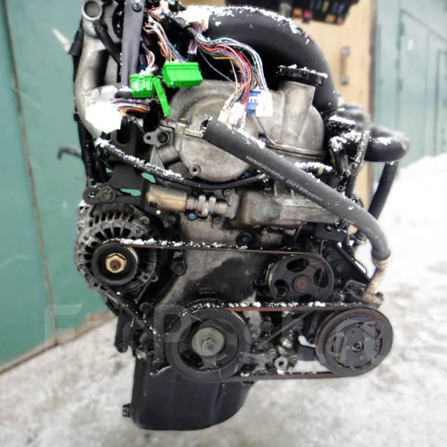 Контрактный б/у двигатель K10A-T Suzuki Wagon R Plus
