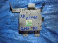 EFI номер 23710 WCO15. Nissan AD, VFY10 Двигатель GA15DE