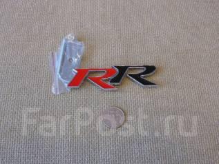 Эмблема решетки. Honda Elysion, RR6, RR5, RR4, RR3, RR2, RR1