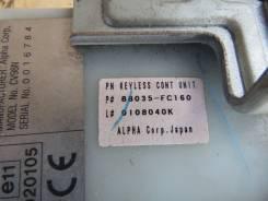 Блок управления дверями. Subaru Forester, SF5