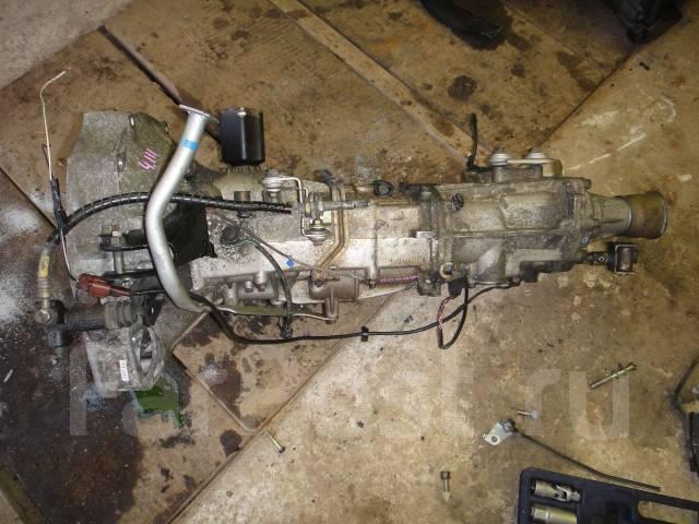 Контрактная б/у МКПП на Subaru Forester 4.111