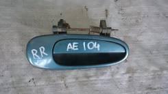 Ручка двери внешняя. Toyota Corolla, AE104, CE100, CE104, AE101, AE102, AE100, AE104G, EE101, EE100 Toyota Sprinter, CE100, EE101, AE104, AE101, CE104...