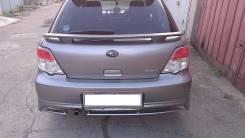 Бампер. Subaru Impreza, GG