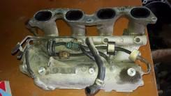 Коллектор впускной. Nissan Bluebird, EU14 Двигатель SR18DE