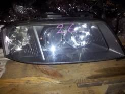 Фара. Audi Quattro
