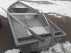 Новую лодку с рундуками от производителя. Год: 2016 год, длина 4 200,00м. Под заказ