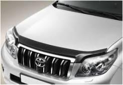 Дефлектор капота. Toyota Land Cruiser Prado