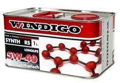 Windigo. Вязкость 5w40, синтетическое