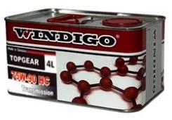 Windigo. Вязкость 75w90 HC, синтетическое