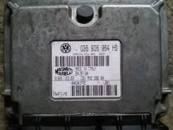 Блок управления двс. Volkswagen Polo