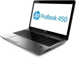 "HP ProBook 450 G2. 15.6"", 2,2ГГц, ОЗУ 4096 Мб, диск 500 Гб, WiFi, Bluetooth, аккумулятор на 7 ч."