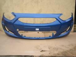 Бампер. Hyundai Accent Hyundai Solaris, RB Двигатели: G4FA, G4FC