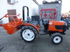 Hitachi. Мини трактор NZ235D