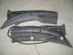 Решетка под дворники. Toyota Estima, ACR30W, ACR40W, MCR40, MCR30W, MCR40W