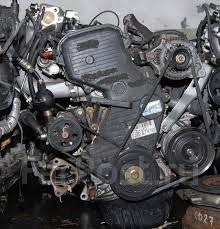 Двигатель в сборе. Toyota: Corona, Carina, Caldina, Vista, Camry Двигатель 4SFE