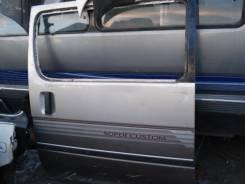 Дверь сдвижная. Toyota Hiace, KZH100G, KZH106G