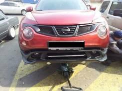 Решетка радиатора. Nissan Juke