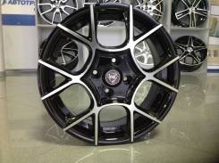 NZ Wheels F-26. 6.0x15, 4x98.00, ET35, ЦО 58,6 мм.