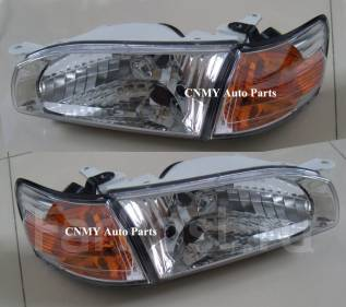 Фара. Toyota Corolla, AE111, AE114, CE110, AE110, CE114, EE111, 10