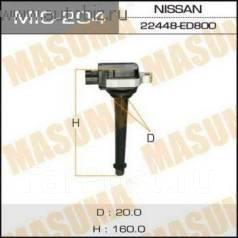 Катушка зажигания. Nissan: Qashqai+2, Micra C+C, X-Trail, Micra, Tiida Latio, Serena, NV200, Qashqai, AD, Tiida, Note Двигатели: HR16DE, K9K, M9R, MR2...