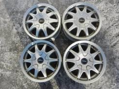 Toyota. 6.0x14, 5x100.00, 5x114.30, ET43, ЦО 73,0мм.