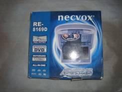 Монитор потолочный с DVD-ресивером Necvox RE-8169D