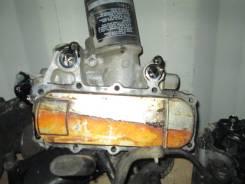 Радиатор масляный. Hino Dutro, XZU-341 Двигатель S05D