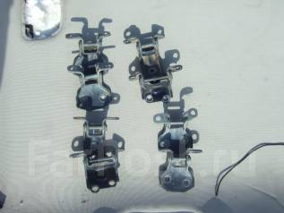 Крепление боковой двери. Subaru Legacy B4, BL5, BL9, BLE Subaru Legacy, BPH, BLE, BR9, BP5, BL5, BP9, BM9, BL9, BRF, BPE Двигатели: EJ20X, EJ20Y, EJ25...