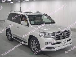 Обвес кузова аэродинамический. Toyota Land Cruiser, UZJ200, URJ202, VDJ200, UZJ200W, URJ202W