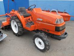 Kubota X20. Трактор Kubota+ПСМ, 1 335 куб. см.