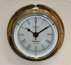 "Часы ""Clipper"" , водонепроницаемые, диаметр 12см"
