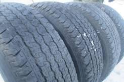 Bridgestone Dueler H/T D840. Летние, 2007 год, износ: 40%, 4 шт