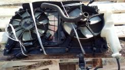 Радиатор охлаждения двигателя. Honda Mobilio Spike, GK2, GK1 Двигатель L15A