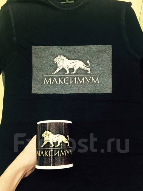Логотип на футболку! Печать на футболках. Печать на кепках!