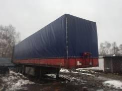 Blumhardt. полуприцеп п-образная штора с кониками (krone schmitz kogel), 35 000кг.