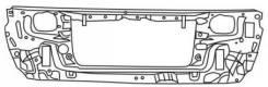 Рамка радиатора. Toyota Camry, CV20