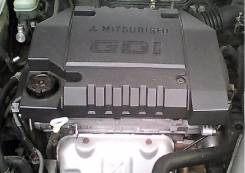 Крышка двигателя. Mitsubishi Lancer Cargo, CS2V Mitsubishi Lancer Cedia, CS2A, CS2V Двигатель 4G15