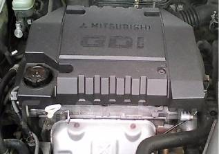 Крышка двигателя. Mitsubishi Lancer Cedia, CS2A, CS2V Mitsubishi Lancer, CS2A, CS2V Mitsubishi Lancer Cargo, CS2V Двигатель 4G15