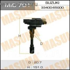 Катушка зажигания. Suzuki: Carry Truck, Wagon R Wide, Esteem, Cultus, Swift, Kei, Wagon R Plus, SX4, Cultus Crescent, Escudo, Wagon R Solio, Every, Ji...