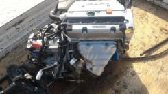Коллектор выпускной. Honda Stream, RN3 Двигатель K20A