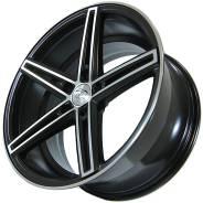 Sakura Wheels. 9.0x18, 5x114.30, ET38, ЦО 73,1мм. Под заказ