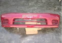 Продам бампер передний Мазда Демио DW3W  97-99, бордо.