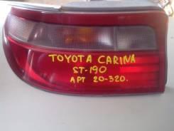 Стоп-сигнал. Toyota Carina, AT190, AT191, AT192
