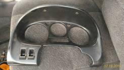 Консоль панели приборов. Toyota Caldina, AT211G, ST210G, ST210, ST215G, ST215W, ST215 Двигатели: 3SGE, 3SGTE, 3SFE, 7AFE
