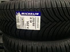 Michelin Cross Climate. Летние, 2016 год, без износа, 4 шт