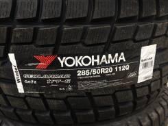 Yokohama Geolandar I/T-S G073. Зимние, без шипов, 2015 год, без износа, 1 шт