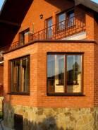 Деревянные окна со стеклопакетом ОД ОСП ГОСТ 24700-99. Под заказ