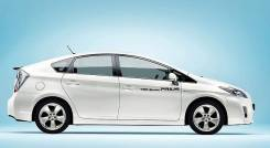 Наклейка. Toyota Prius